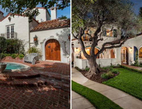 Historic Casa in Pebble Beach vs. New World Wonder in San Marino