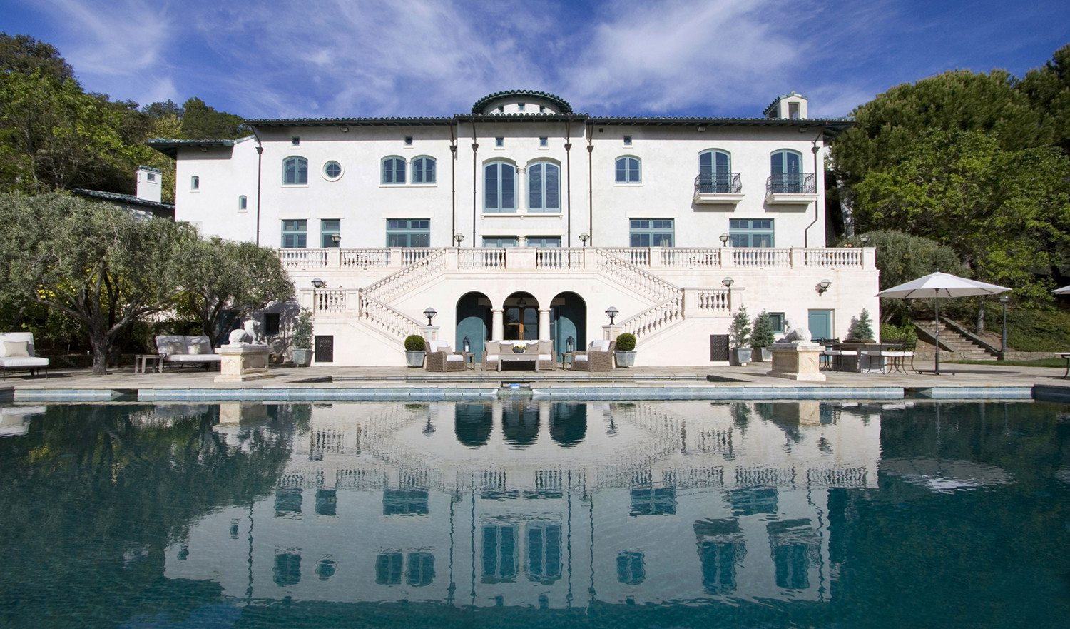 Robin Williams' Napa Valley Estate Sells for $18 Million