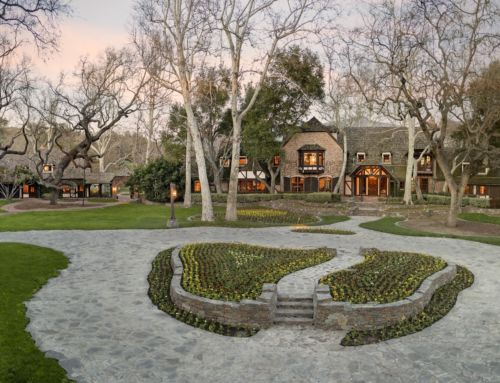 Extraordinary Home of the Week: The Legendary Sycamore Valley Ranch