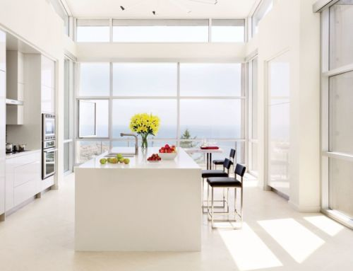 White after Labor Day: Ode to the White Kitchen