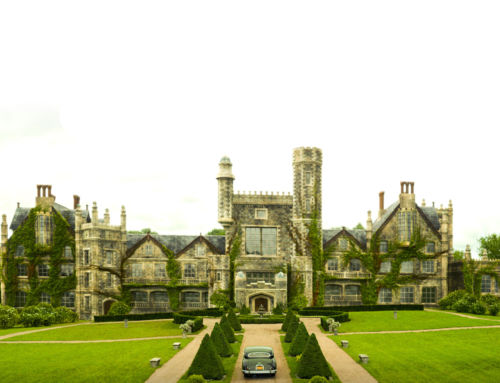 Inside the X-Mansion, Home of the X-Men