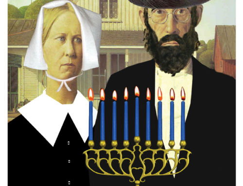 Thanksgiving + Hanukkah = Thanksgivukkah, A Holiday to Remember