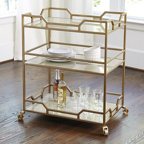 go for gold 10 gorgeously gilded objects for your oscars viewing party at home california home. Black Bedroom Furniture Sets. Home Design Ideas