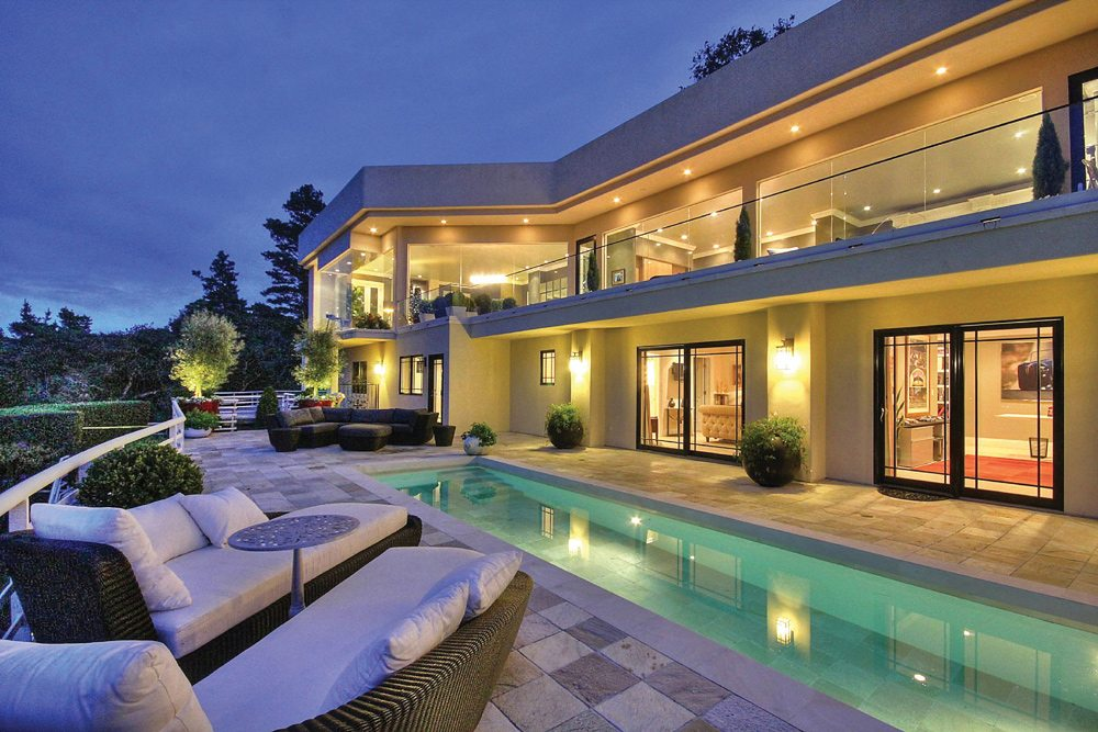 Bay area luxury homes sales continue to climb california for Luxury houses in california
