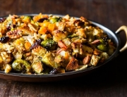 Stuffing--a Thanksgiving holiday staple