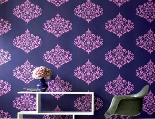 How To Use Radiant Orchid in your Decor
