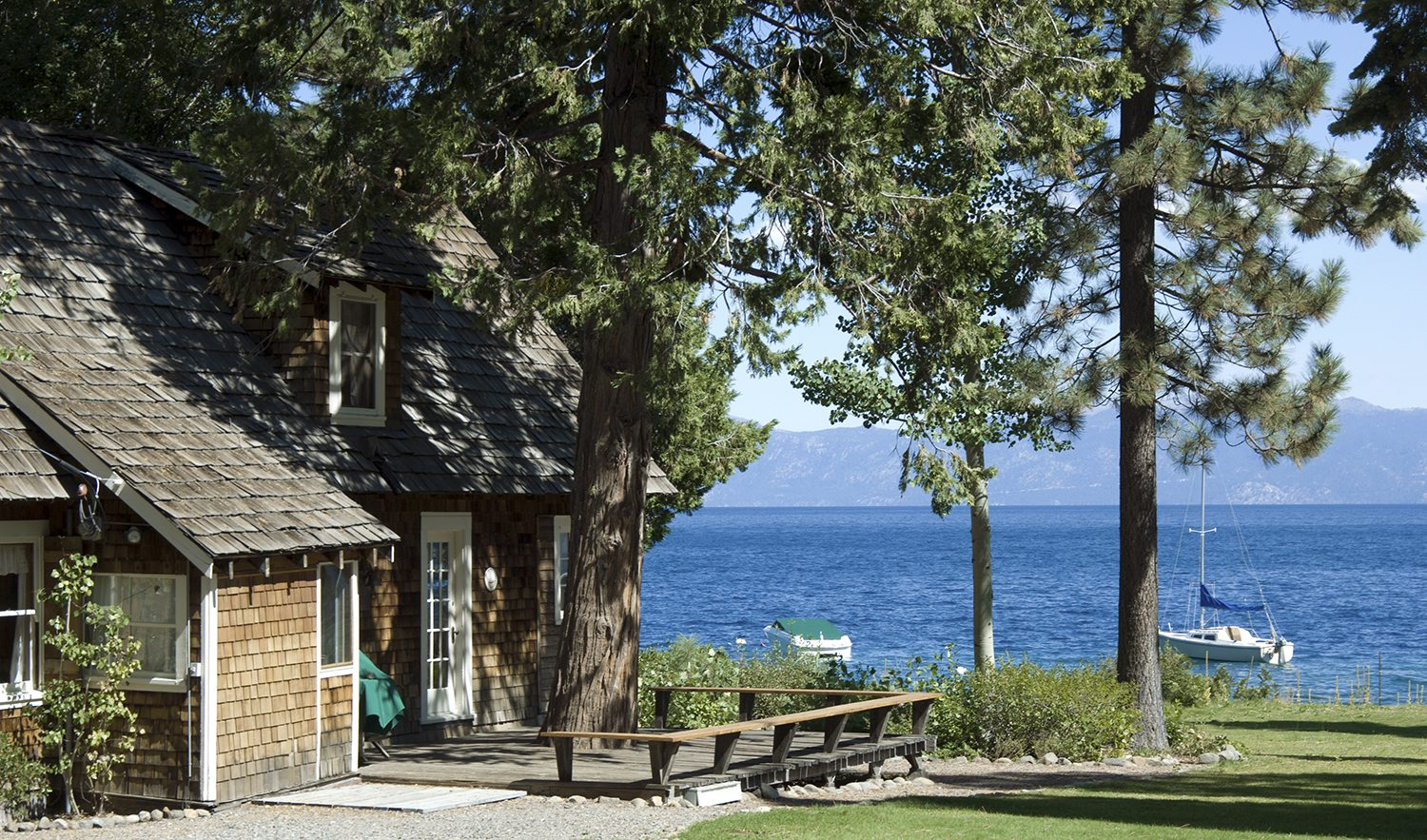 tahoe vacation home
