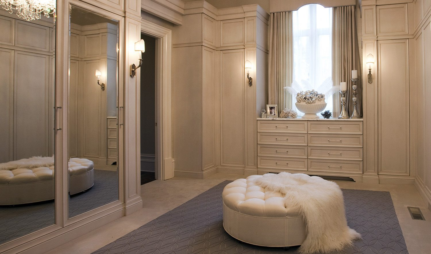 How To Create Your Dream Walk In Closet