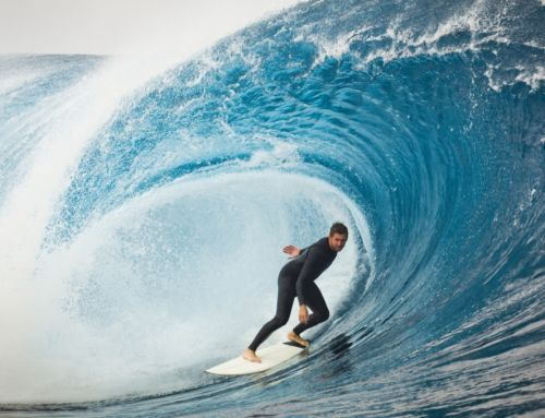 A Tale of Two Surf Cities