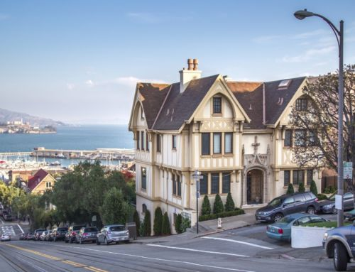 San Francisco Luxury Home Sales Edge Lower