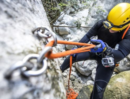 Rock Climbing in the Golden State