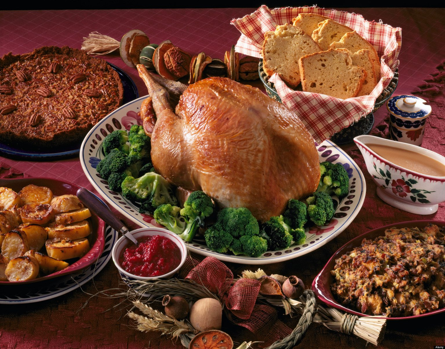 Dine out for thanksgiving 5 unforgettable california for What to eat on thanksgiving dinner