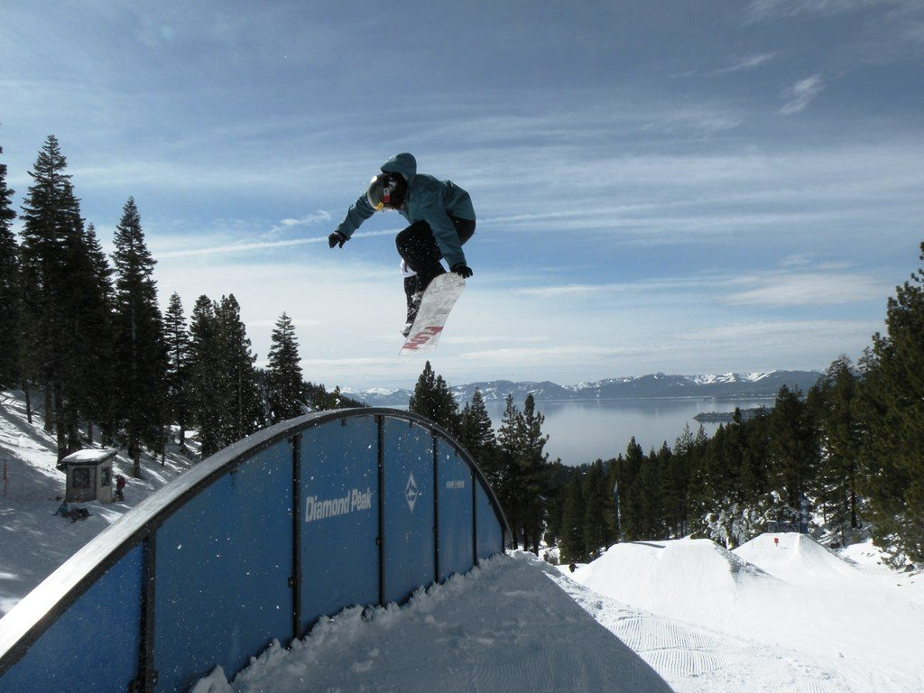 Top luxury ski resorts in northern california california home - Tavole da snowboard santa cruz ...