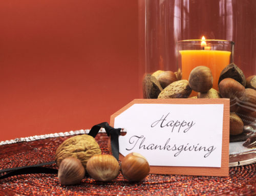 Rethinking the Thanksgiving Centerpiece
