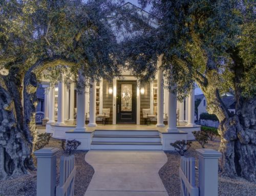 Extraordinary Home of the Week: Bespoke, Pedestrian-Friendly Sonoma Wine Country Home