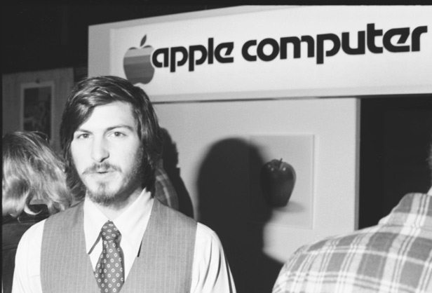 steve jobs photo appleII debut 01 sized 5 Brand Name Californian Companies That Are Younger than Coldwell Banker