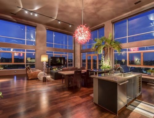 Extraordinary Home of the Week: Luxe Urban Loft in Downtown Sacramento