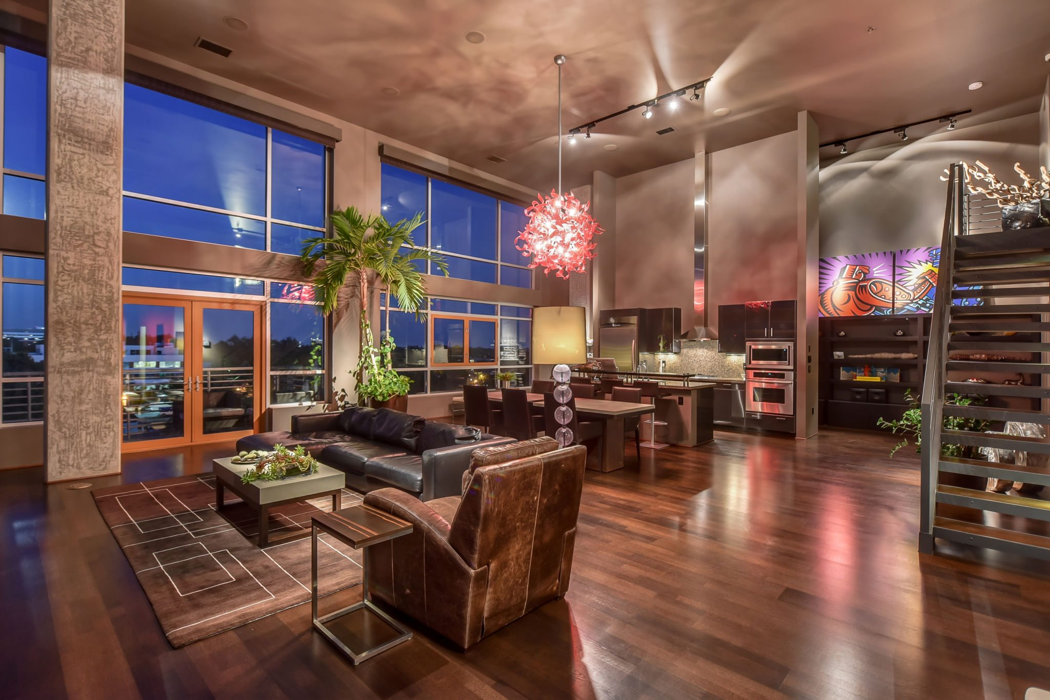Extraordinary Home Of The Week Luxe Urban Loft In