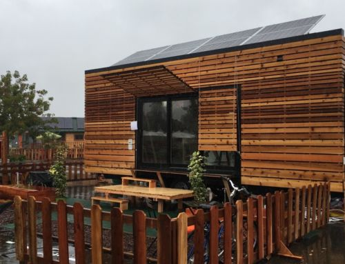 Tiny Home Makes a Giant Impression: Opening the Door to Tiny House in My Backyard, Part III